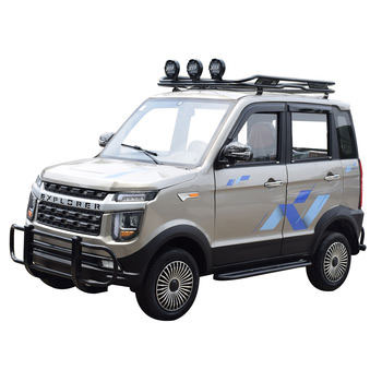 SUV style electric vehicle